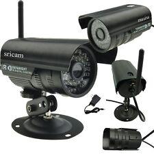 2016 New Wireless Wifi Outdoor Weatherproof IP Security Camera P2P IR LED DDNS