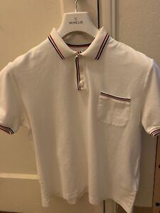 f0b4854235f0 Moncler Gamme Bleu Polo Shirt Size S