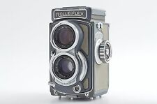 """Excellent++"" Rollei Rolleiflex Baby Gray TLR 4x4 Film Camera from Japan D041"