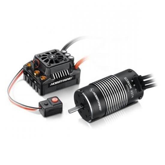 Hobbywing Ezrun MAX8 V3 T-Plug & Ezrun combo de motor motor motor Sensorless 4274SL HW38010400  Envío y cambio gratis.