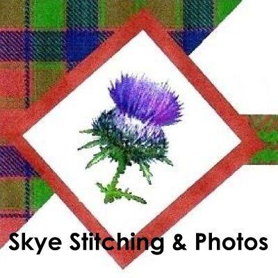 Skye Stitching and Photos