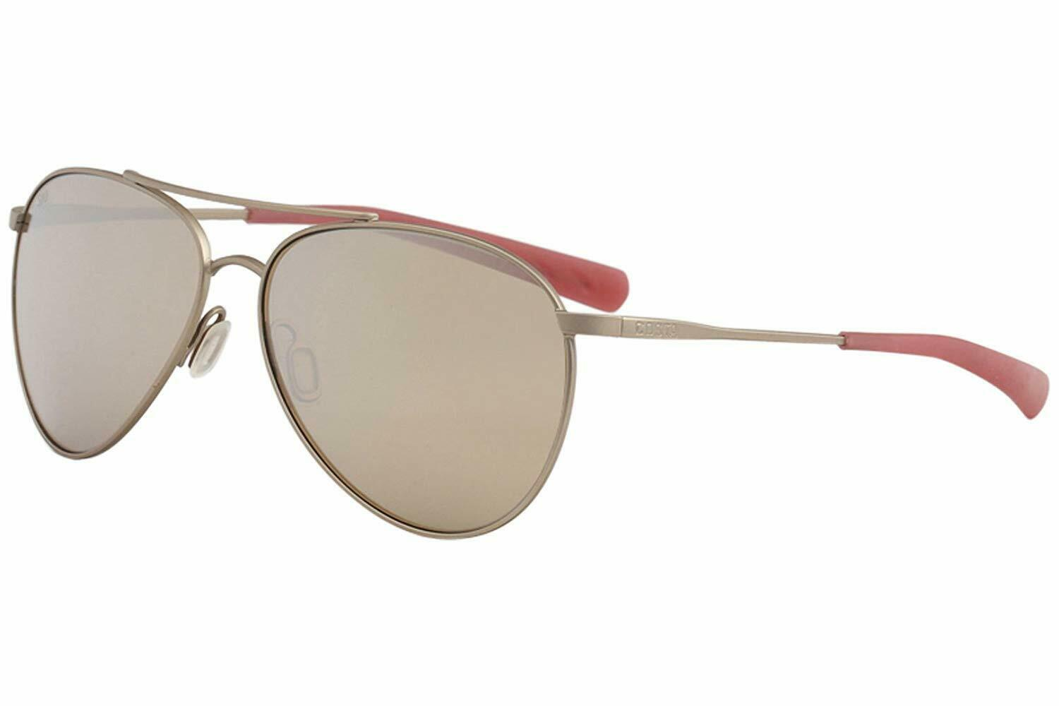 ace6867bae22 Costa Del Mar Piper 184 Satin Rose/copper Silver Mirror Unisex ...