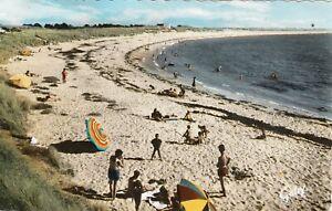 Carte postale ancienne VENDEE NOIRMOUTIER 201 l'Herbaudière plage de Luzéronde | eBay