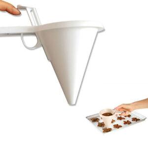 Candy-Cupcake-Pancake-Batter-Funnel-Baking-Mold-Pastry-Tools-Cream-Dispenser