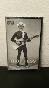 Rare Vtg Troy Hess Changes Cassette Country Music Texas Local Album Collectible Ebay
