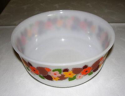 Aggressiv Schott Große Jenaer Glas Schüssel Schale Opalglas Arcopal 70er Vintage Freigabepreis