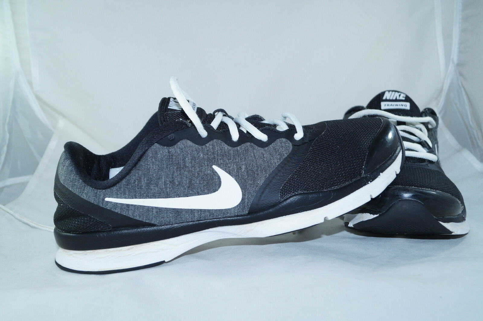 Nike IN Season TR4 Training GR: 42 - 41 Schwarz Running