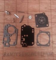 Zama Rb-142 Carburetor Overhaul Rebuild Kit Us Seller