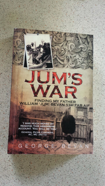 Jum's War: Finding My Father by George E. Bevan (Paperback, 2007)