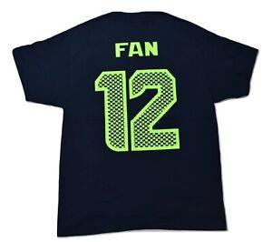 NFL-Mens-Seattle-Seahawks-12-Fan-Shirt-NWT-S-L