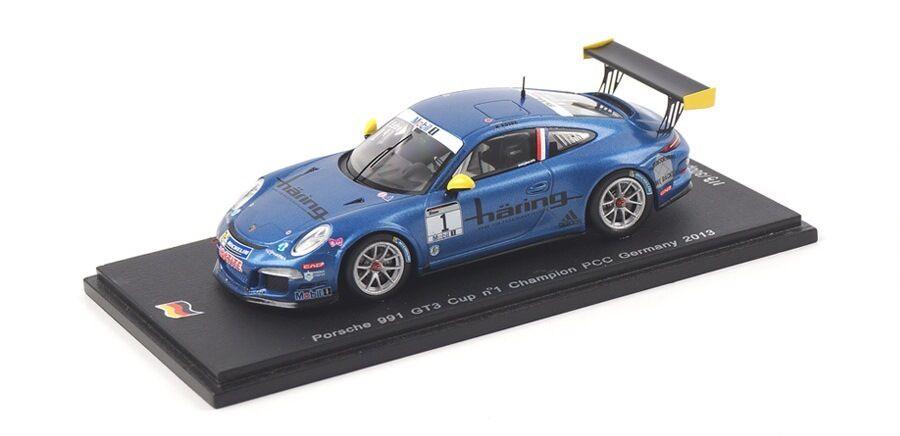 l'ultimo 2013 Porsche 991 Gt3 Cup  1 Campione Pcc Tedesca Tedesca Tedesca - K.Estre da Spark Sg109  molte concessioni
