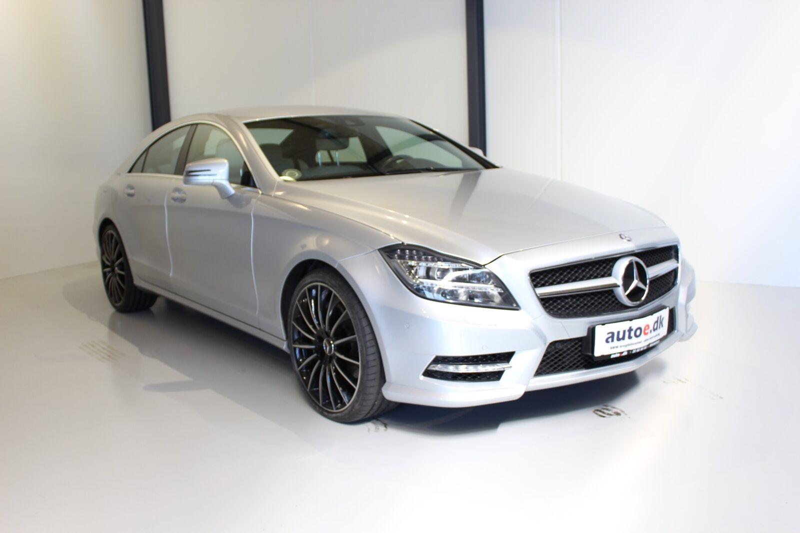 Mercedes CLS500 4,7 aut. BE 4d
