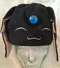 xxx Holic Mokona Cosplay hat. Black. Anime. Used. Good condition.
