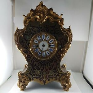 Antique German made clock , Emanuel and brothers ! very rare clock !