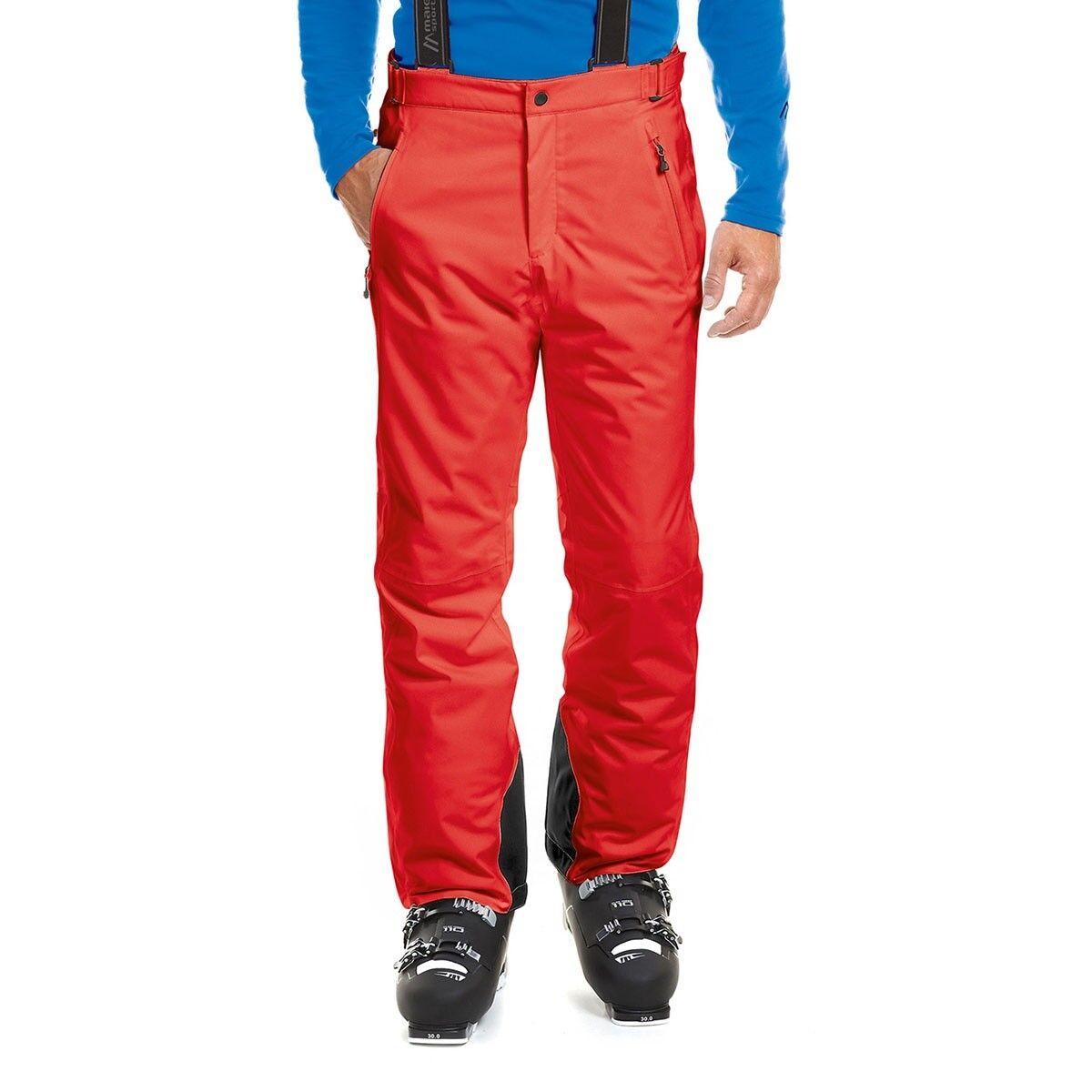 Maier Sports Anton 2 Skihose red