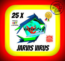 INGRESS 25 JARVIS niantic SAME DAY DELIVERY