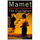 The Cryptogram by David Mamet (1995, Paperback)