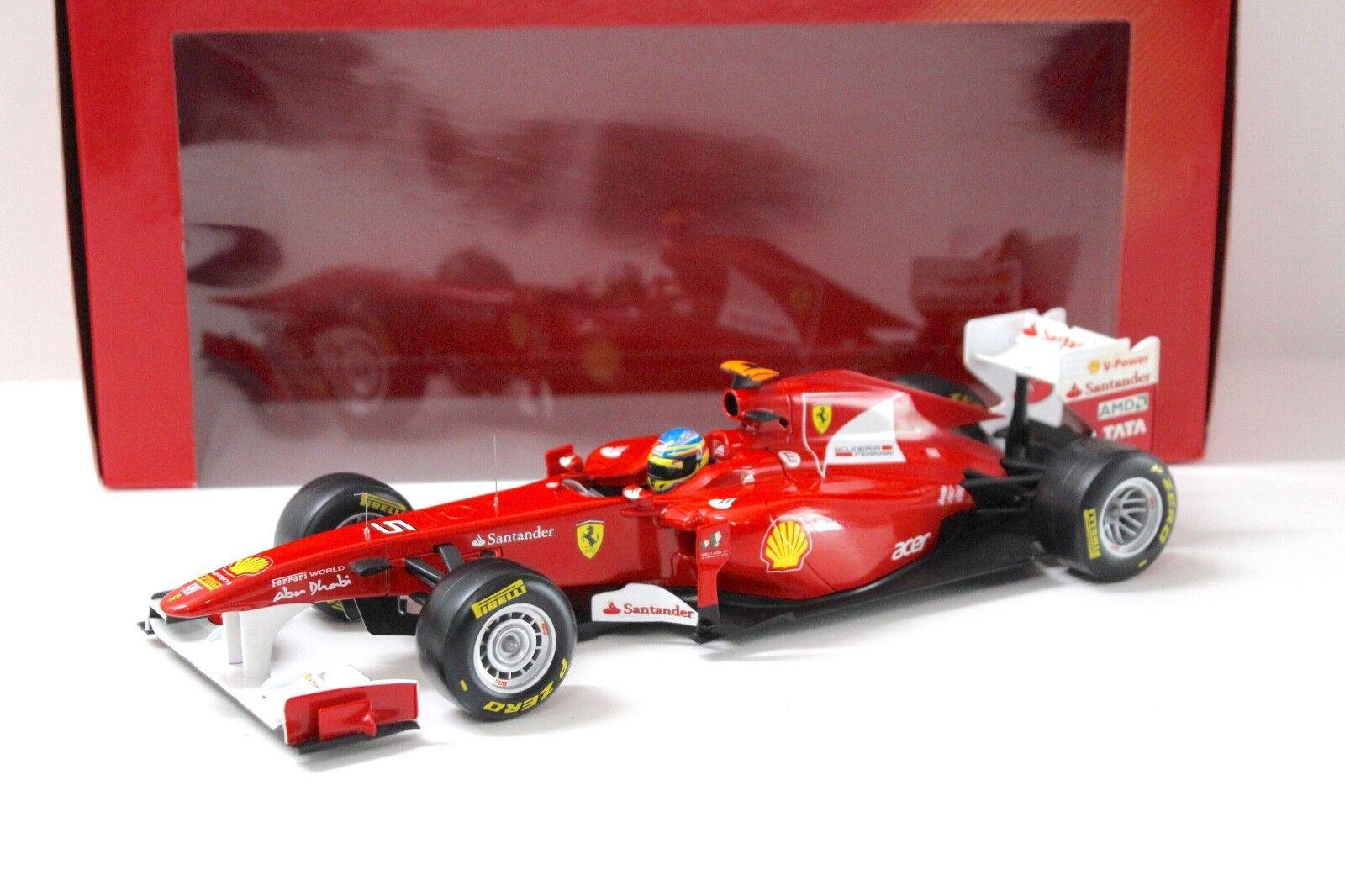1:18 Hot Wheels Ferrari f2011 f1 150 Italia Alonso #5 New chez Premium-modelcars | Shop