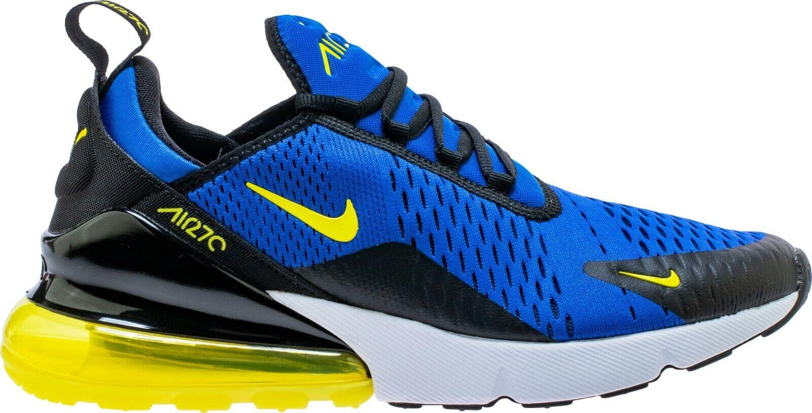 346fe68856 Air Max 270 Game Royal Dynamic Yellow (BV2517 400) Nike ntifcr7002-Athletic  Shoes