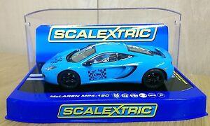 Voiture de collection Scalextric C3329 Mclaren Mp4-12c 5010963533298