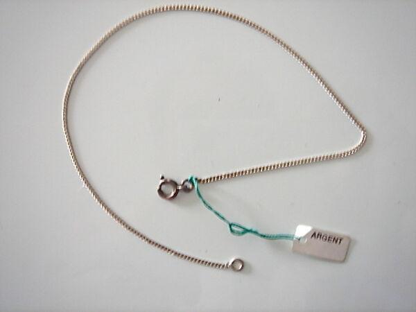 Angemessen Sehr Schön Fußkette Vintage Silber 925 Neu / Neu Silber Armreif Weich Und Rutschhemmend