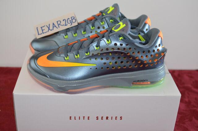 free shipping baab2 a0a50 Nike KD VII Elite 7 Team Kevin Durant Air Max Mens Basketball Shoes  724349-478 13