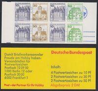 """Germany Bund BRD 1980 ** Burgen und Schlösser MH 22 I """"Sieger ..."""""""