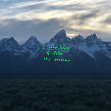 Ye [EP] by Kanye West (CD, Jun-2018, Def Jam (USA))