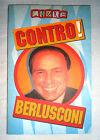 Satira CUORE Contro BERLUSCONI Volume 2 Libro Fumetti Michele Serra Allegato