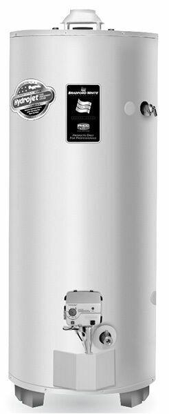 75 Gallon Water Heater Bradford White Rg275h6n Natural Gas W 2 Year Warranty For Sale Online Ebay