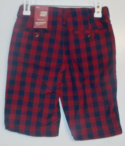 Arizona Jean Co Boys Chino Shorts Several Choices and Sizes Reg or Husky NWT