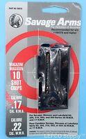 Savage 10 Rd Round Magazine 22 Magnum 17 Hmr Genuine Clip Mag 93 305 310 502 503