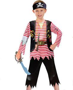 Karneval Kinder Kostum Fasching Halloween Parties Kostuem Pirat
