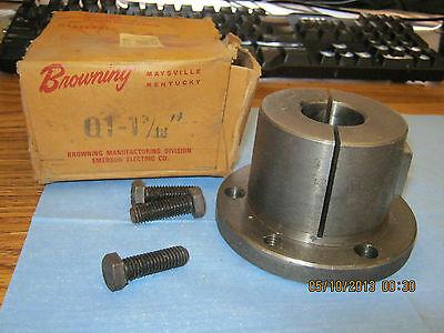 Browning Split Taper Bushing S2 2 3//16 2.1875 Bore