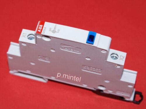 ABB Leuchtmelder E219-G mit LED 16A 115-250V AC blau