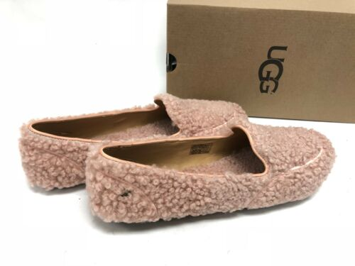 Fluff Loafer Suntan Damesschoenen Hailey 1095108 Slippers Ugg Loafers Australia EqwazTA