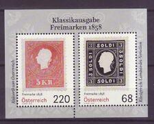 Österreich Block   91 **  Tag der briefmarke
