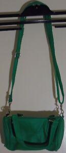 Ladies-Small-Green-Handbag