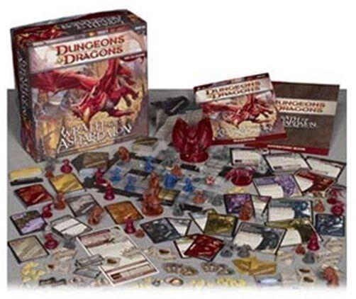 Dungeons & dragons zorn ashardalon brettspiel 2142