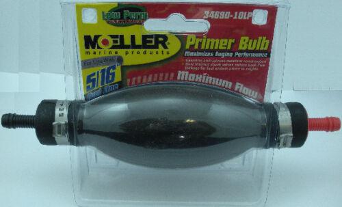 Sonstige Moeller 034690-10lp Max-Flow Pumpball 5/16  Barb Low Perm 11885