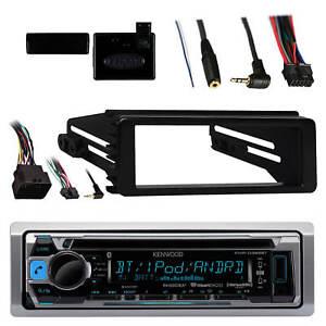 Harley-Marine-Radio-98-2013-Install-Kit-Adapter-Marine-Kenwood-CD-USB-iPod-Radio