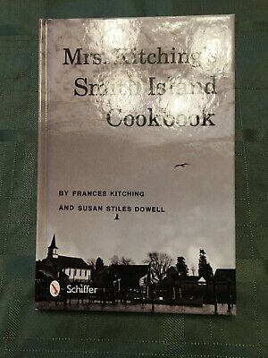 Mrs. Kitching's Smith Island Cookbook by Frances Kitching