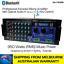 thumbnail 1 - SONKEN KARAOKE SA-720RB MIXING AMPLIFIER 950W RMS - BLUETOOTH & OPTICAL INPUT