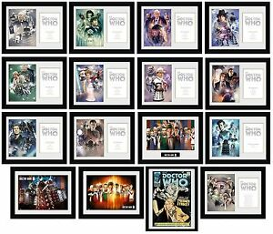 doctor who framed posters prints 30x40cm fully licensed official