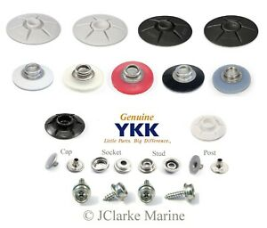 YKK-Snad-snap-fastener-self-adhesive-40mm-amp-25mm-domed-base-stud-canvas-canopy