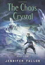 Tide Lords: The Chaos Crystal 4 by Jennifer Fallon (2011, Hardcover)