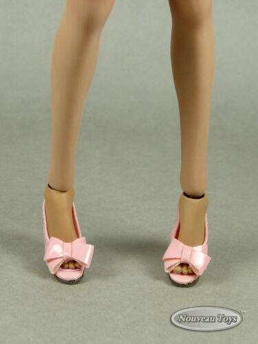 Échelle 1//6 phicen jeu jouet Hot toys KUMIK NT-femelle ruban rose Chaussures à talon