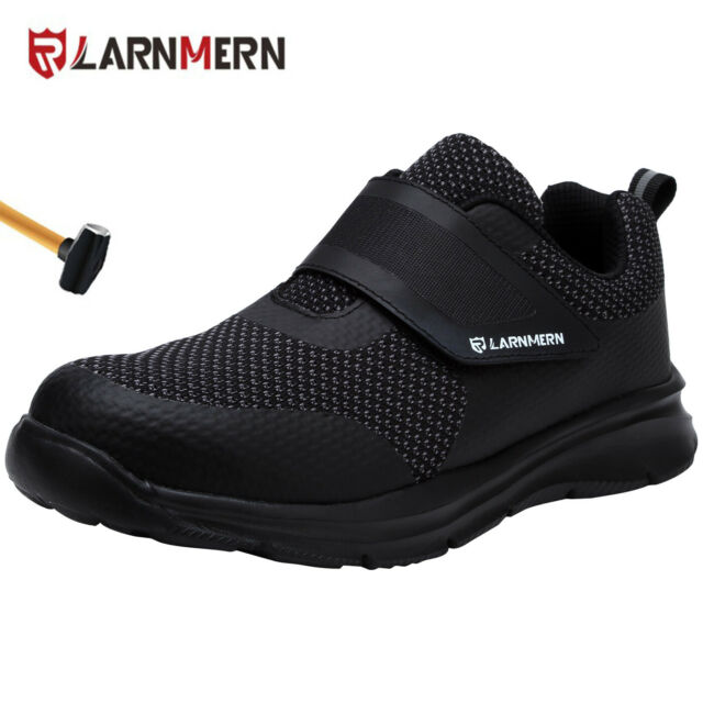Larnmern Mens Work Shoes Lm-23 Steel