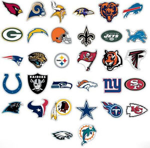 Nfl Teams  Letters