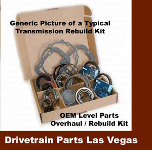 Details about GM GMC Chevy Chevrolet SM465 4-Speed Transmission Rebuild  Overhaul Kit Iron Case